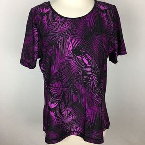 NWOT Swimsuits for All Swim shirt size 10/12